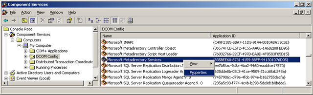 componentservices