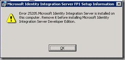 ILM 2007 FP1 Developer Edition