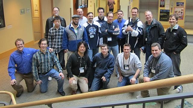 MVPs ILM & AD on PG meeting at MVP Summit 2011